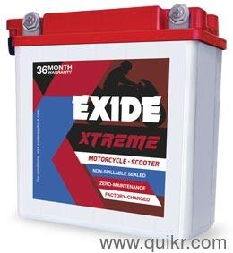 Bikes Parts And Accessories Chennai Exide bike battery dealers in