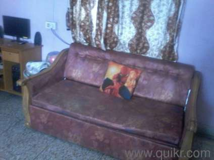 Double Bed Sofa For Sale In Prince Golam Mohammad Road