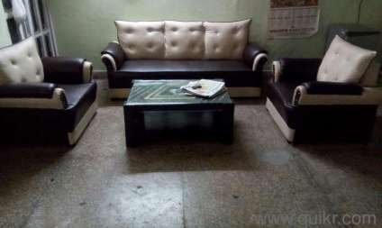 Sofa Set 5 Seater In Kandivali East Mumbai Used Home Office Furniture On Mumbai Quikr Classifieds