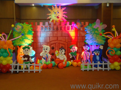 Birthday Party Organizers, Balloon Decorators & Theme birthdays in ...