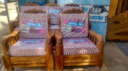 A Brand New Sofa Set Free Delivery All Bangalore