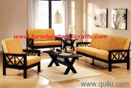Online Selling Wooden Furniture Sofa Set   Brand New Home   Office Furniture    Balianta, Bhubaneswar | QuikrGoods
