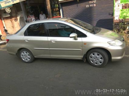 Silver 2005 Honda City ZX GXi 69000 kms driven in Mangalwadi