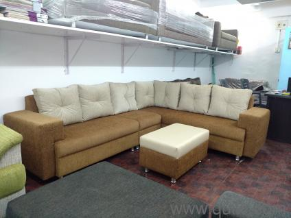 l sectional full cornernew arrival sofa store brand home office furniture gota ahmedabad quikrgoods
