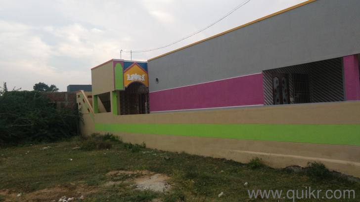 1 BHK 600 sqft VillaHouse in Veppampattu Chennai for sale at Rs