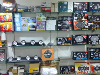 Deals with All kind of car accessories in Nacharam, Hyderabad ...