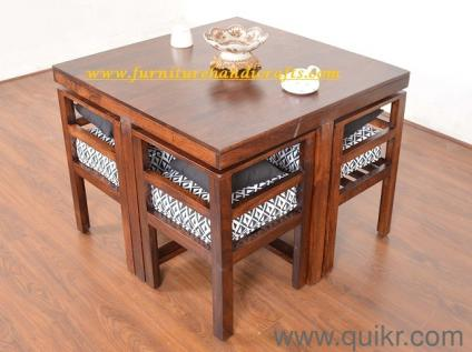 sheesham solid wooden furniture dining set - Brand Home - Office