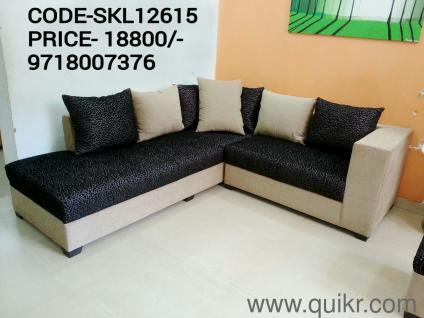 Sofa Set New Brand On Factory Price  9718080807   Brand Home   Office  Furniture   Noida | QuikrGoods