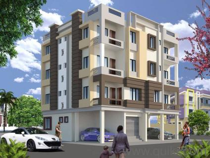 Apartment Building Elevation Designs 4 bhk 1000 sqft apartment/flat in kompalli hyderabad for rent at