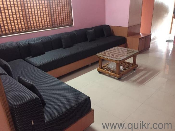 Shroff Road Par Fully Furnished Flat Rent Apvano Che Apartment In Race Course Rajkot