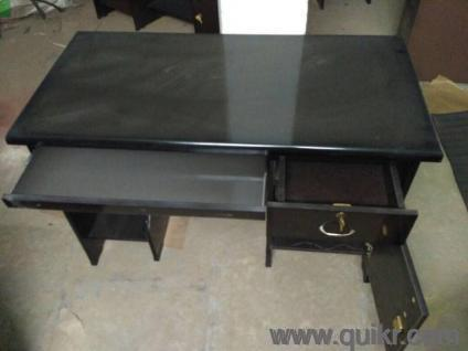 Feet Office Table With Shining N Texture For Sale Brand Home - 4 feet office table