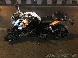 57 second hand ktm duke 200 bikes in bangalore   used ktm duke 200