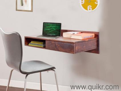 UNBOXED Wodehouse Wall Mounted Desk By Urban Ladder For Sale