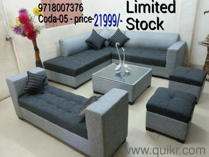 Best Quality Branded 9 Seated Sofa Set With Center Table Limited Stock Just Rs 21999 Only Hurry Up Now