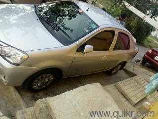 Silver  Toyota Etios Gd  Kms Driven In Vidyaranyapura In Vidyaranyapura Bangalore Used Cars On Bangalore Quikr Classifieds