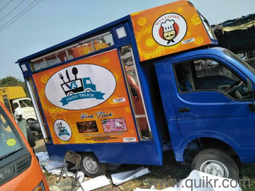 Food Truck Modifications With Vehicle Within Your Budget In Hi Tech City Hyderabad New Commercial Vehicles On Quikr Classifieds