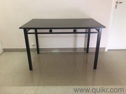 Wooden Cum Metal Dining Table INR 4500 Across Bangalore Make An Offer