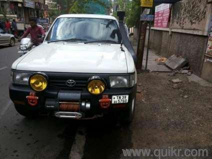 Toyota 4Runner (4*4 Wheel Drive 2.8 Lit EngineImported) 1997, Top End