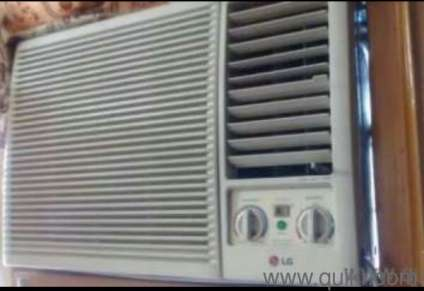 Lg 1 5 ton manual ac in excellent condition for 7200 for 1 ton window ac price in kolkata