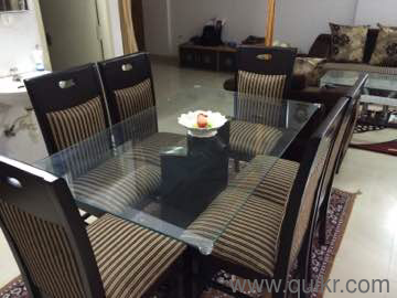 Months Old Dining Table Set For Sale In Bommanahalli Bangalore Used