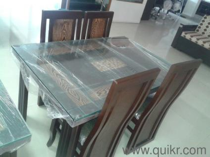 Glass Dining Table With 4 Chairs In Hyderabad lesternsumitracom